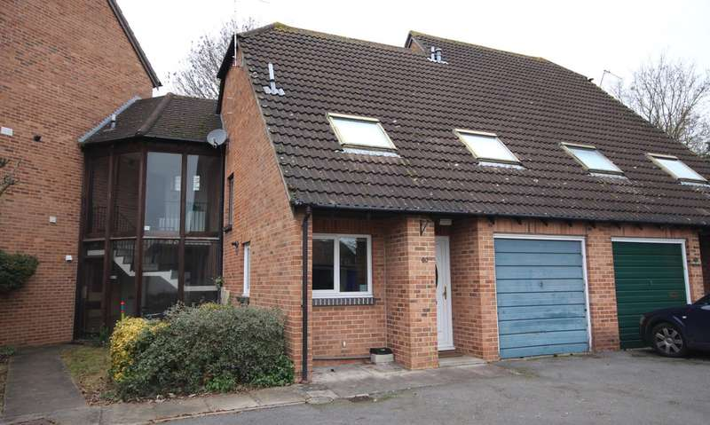 3 Bedrooms Semi Detached House for sale in Mattock Way, Abingdon-on-Thames, OX14