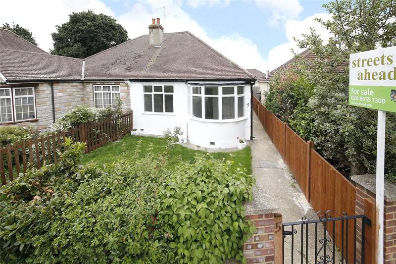3 Bedrooms Semi Detached Bungalow for sale in Bywood Avenue, Croydon