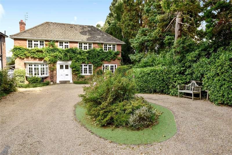 5 Bedrooms Detached House for sale in Broadwater Down, Tunbridge Wells