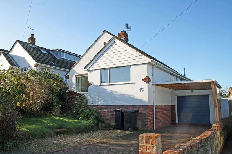 2 Bedrooms Bungalow for sale in Manwell Road, Swanage
