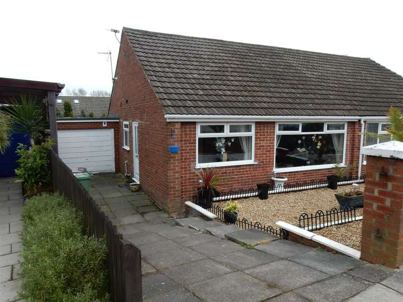 2 Bedrooms Bungalow for sale in Rothersay Close, St Helens