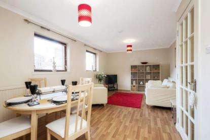 2 Bedrooms Flat for sale in Garden Court, Ayr