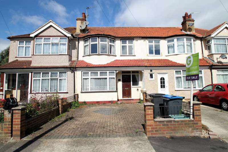 3 Bedrooms Terraced House for sale in Cranborne Avenue, Tolworth