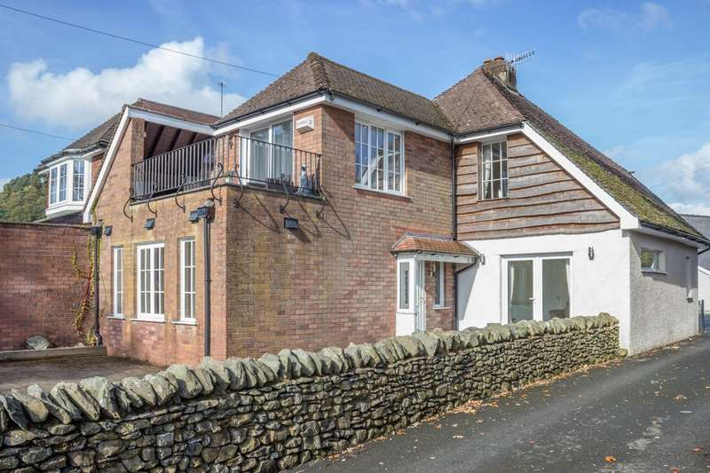 3 Bedrooms Detached House for sale in Northfield Lodge, Newby Bridge, Cumbria