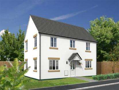 3 Bedrooms Semi Detached House for sale in The Mount, Par
