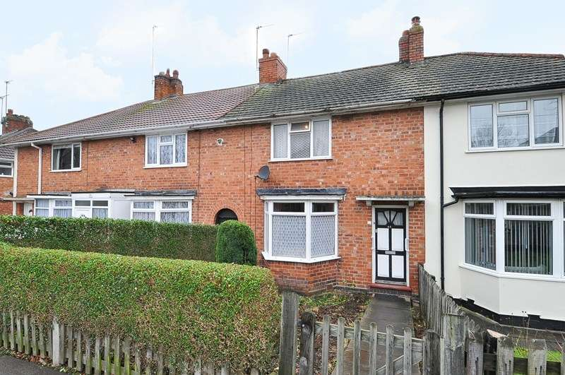 3 Bedrooms Terraced House for sale in Brent Road, Stirchley, Birmingham