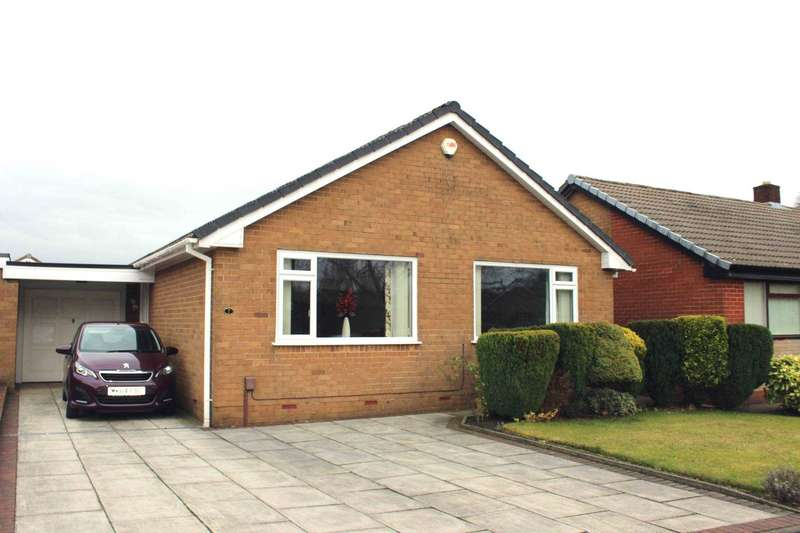 2 Bedrooms Detached Bungalow for sale in Atholl Close, Ladybridge