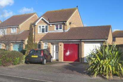 3 Bedrooms Link Detached House for sale in Lanercost Crescent, Monkston, Milton Keynes