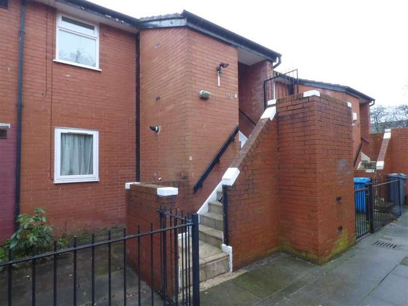 2 Bedrooms Flat for sale in Edith Cliff Walk, New Moston, Manchester, M40