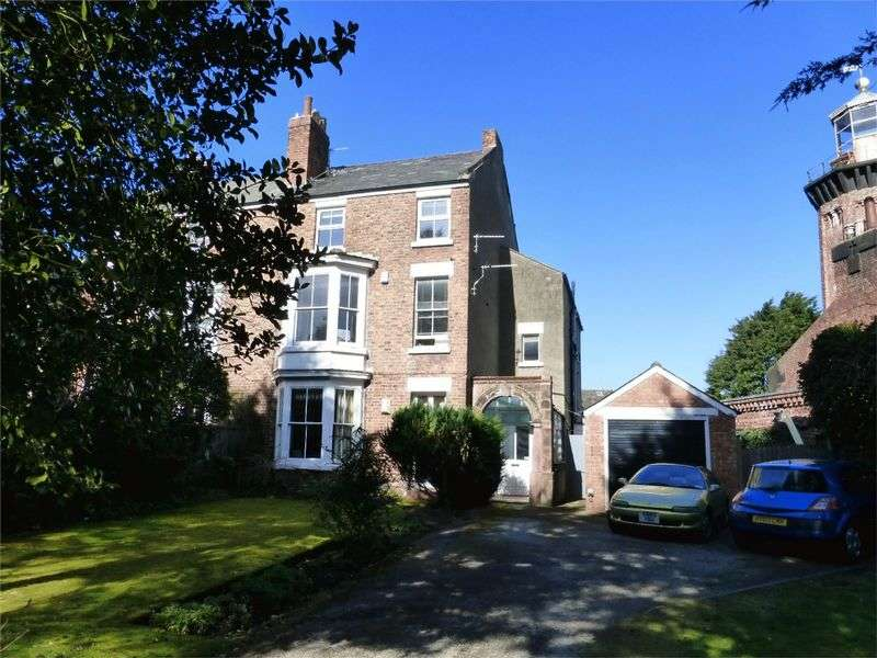 2 Bedrooms Flat for sale in Valentia Road, Hoylake