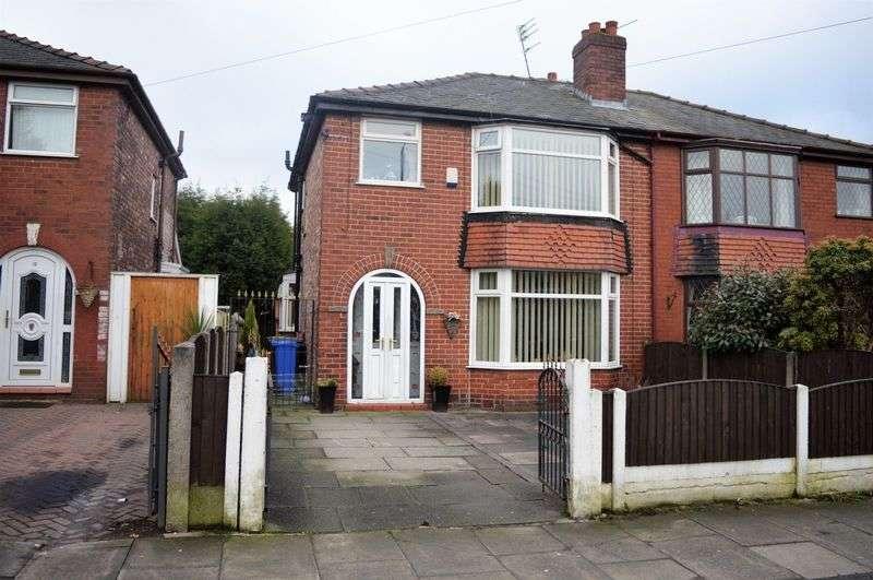 3 Bedrooms Semi Detached House for sale in Chappell Road, Droylsden
