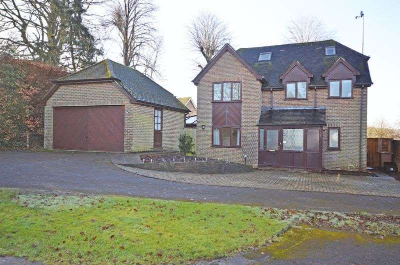 5 Bedrooms Detached House for sale in The Butts green area, Alton, Hampshire