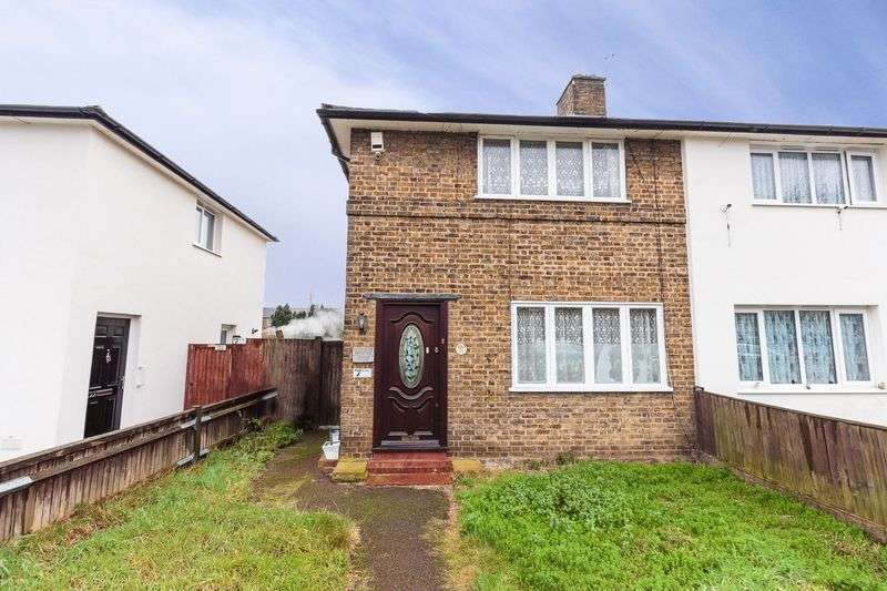 3 Bedrooms Semi Detached House for sale in Brockill Crescent, Brockley