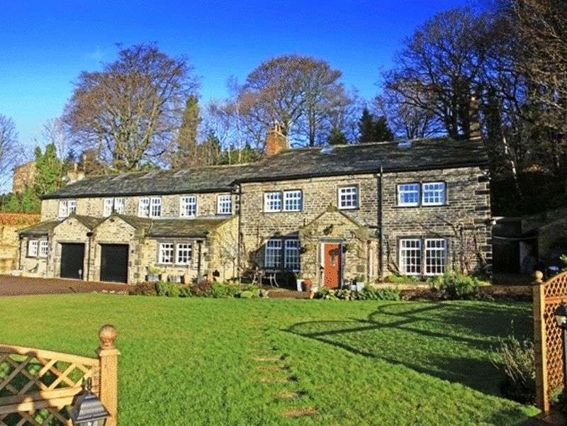 5 Bedrooms House for sale in Colsterdale House, Washer lane, Halifax