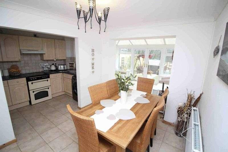 3 Bedrooms Terraced House for sale in Ffordd Y Bedol, Coed Y Cwm, Pontypridd, CF37 3JA