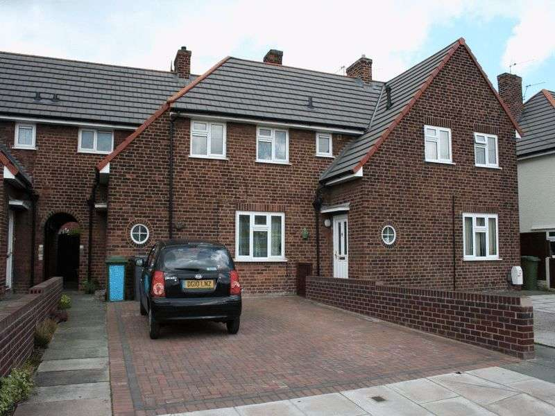 3 Bedrooms Terraced House for rent in Merseybank Road, New Ferry