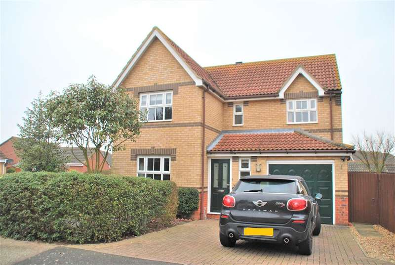4 Bedrooms Detached House for sale in DRAYTON CLOSE, HIGH HALSTOW
