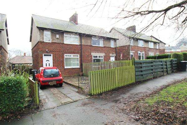 3 Bedrooms Semi Detached House for sale in Whiteley Avenue, Beechwood, Sowerby Bridge