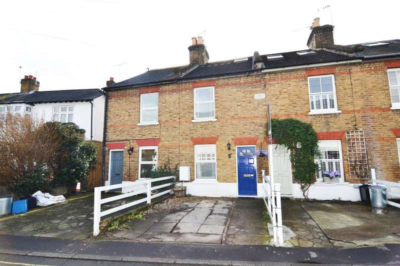 4 Bedrooms Terraced House for sale in Middle Lane, Teddington, TW11