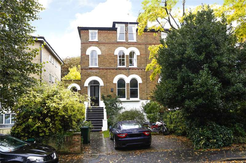1 Bedroom Flat for sale in Denmark Avenue, Wimbledon Village, SW19