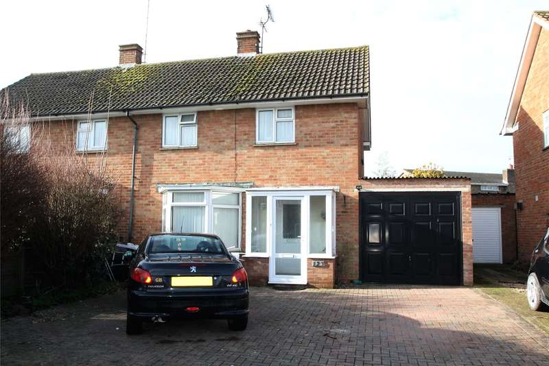 2 Bedrooms Semi Detached House for sale in Limbrick Lane, Goring-by-Sea, Worthing, BN12
