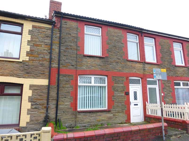 2 Bedrooms Terraced House for sale in Bradford Street, Caerphilly