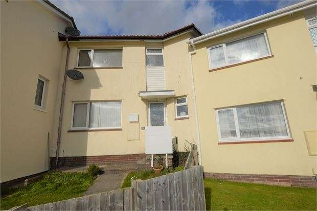 4 Bedrooms Terraced House for sale in Roberts Way, Highweek, Newton Abbot, Devon. TQ12 1SA