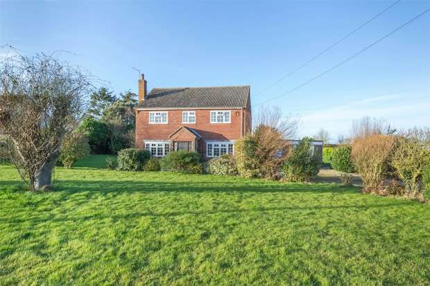 3 Bedrooms Detached House for sale in Errwood House, Tatterford
