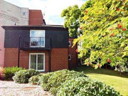 1 Bedroom Flat for sale in Coppice House, Donington Drive, Woodville, Swadlincote