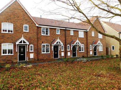 2 Bedrooms Terraced House for sale in Watton, Thetford, Norfolk