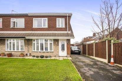 3 Bedrooms Bungalow for sale in Ash Drive, Warton, Preston, Lancashire, PR4