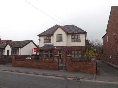 3 Bedrooms Detached House for sale in Lovers Lane, Atherton, Manchester, Greater Manchester