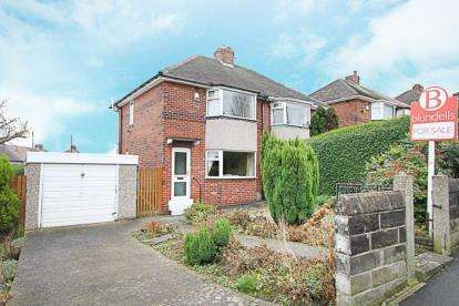 2 Bedrooms Semi Detached House for sale in Hopefield Avenue, Sheffield, South Yorkshire