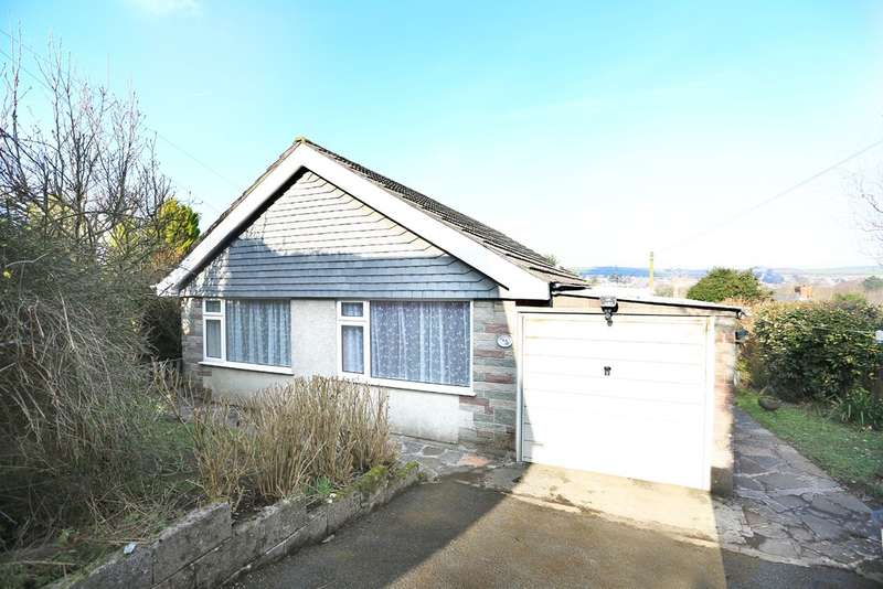 2 Bedrooms Detached Bungalow for sale in Plympton, Plymouth