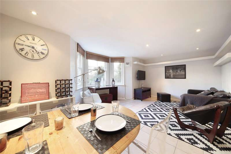 2 Bedrooms Flat for sale in Offerton Road, Clapham Old Town, London, SW4