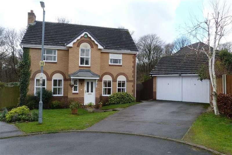 4 Bedrooms Property for sale in 4, Sickleholme Court, Off Redwood Drive, Huddersfield