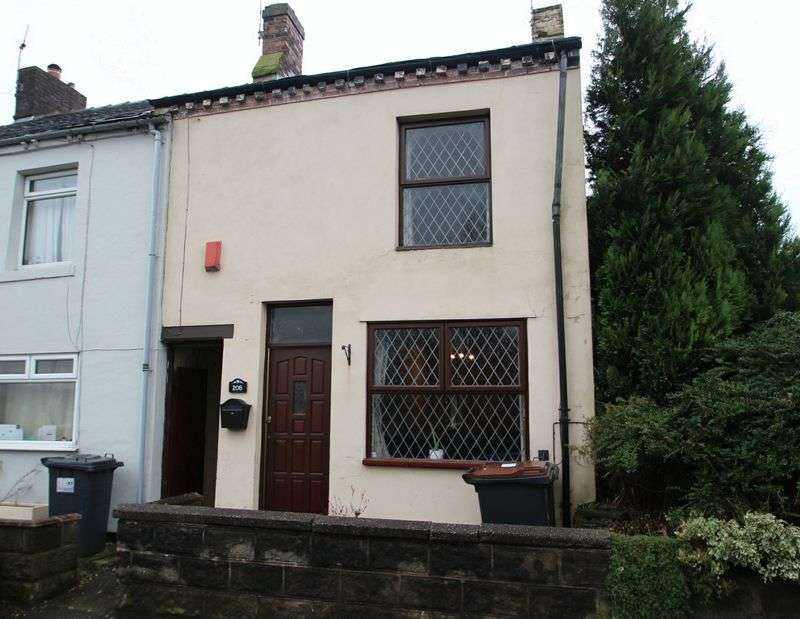 2 Bedrooms Terraced House for sale in Whitehill Road, Stoke-On-Trent
