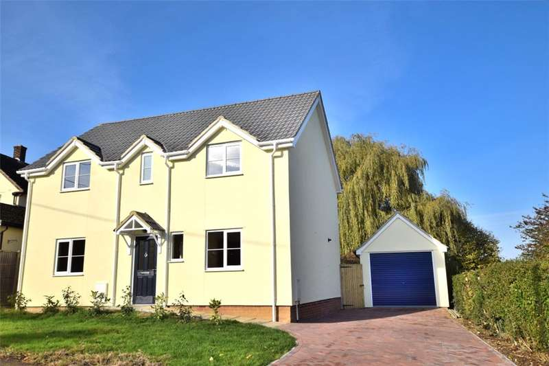 4 Bedrooms Detached House for sale in Little Easton