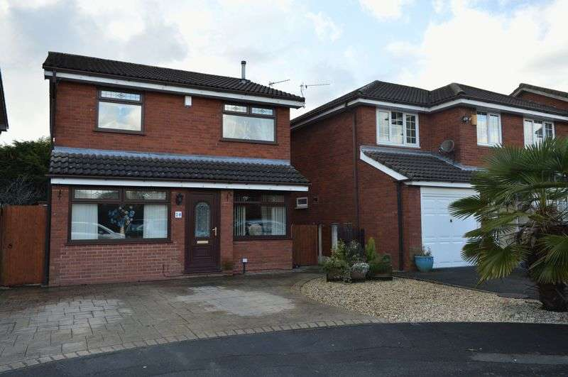 4 Bedrooms Detached House for sale in Pendle Road, Golborne, WA3 3HB