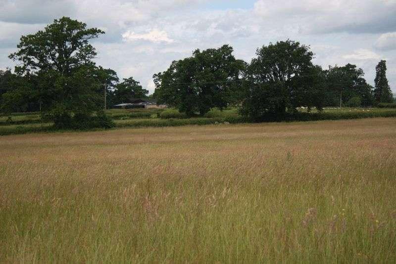 Property for sale in Land at Bryngwyn, Abergavenny