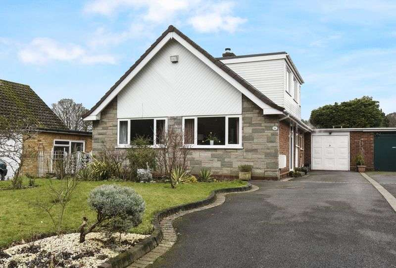 4 Bedrooms Detached House for sale in Wollescote Road, Pedmore, Stourbridge