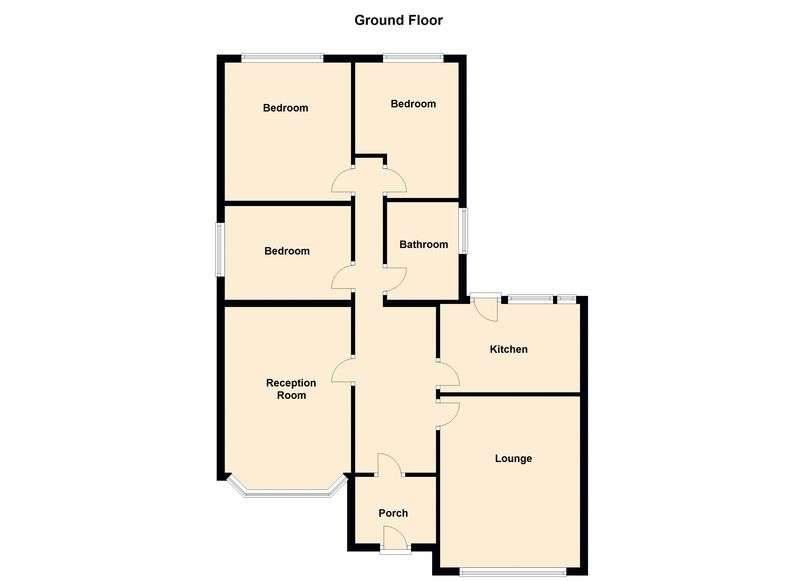 3 Bedrooms Semi Detached Bungalow for sale in Ashfield Lane, Milnrow
