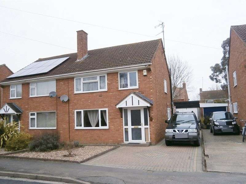 3 Bedrooms Semi Detached House for sale in Walton Close, Tewkesbury