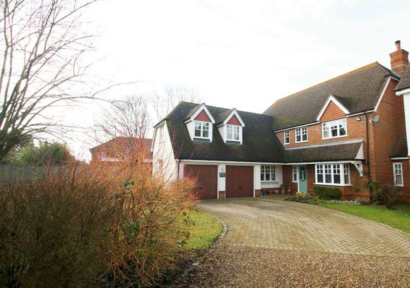 5 Bedrooms Detached House for sale in Shabbington, Buckinghamshire