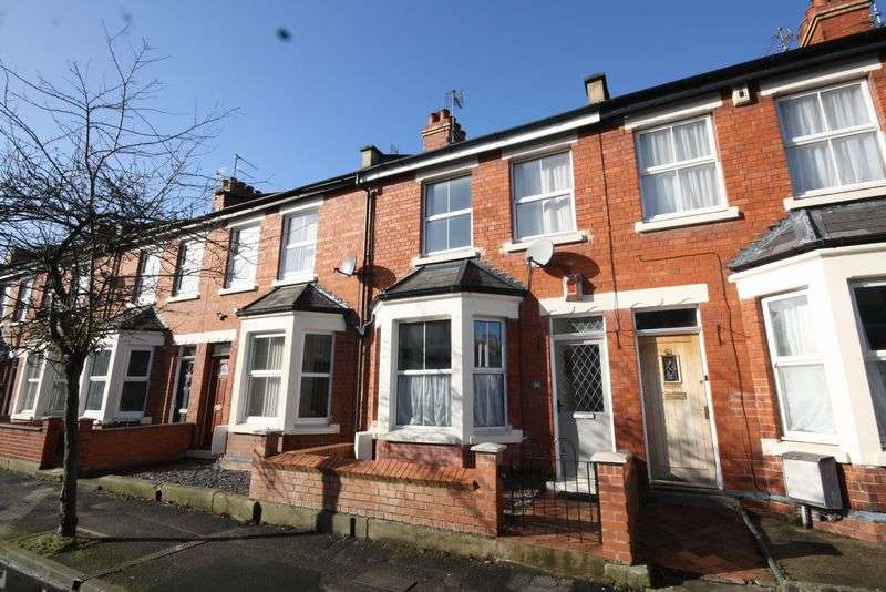 3 Bedrooms Terraced House for sale in Alstone Avenue, Alstone, Cheltenham