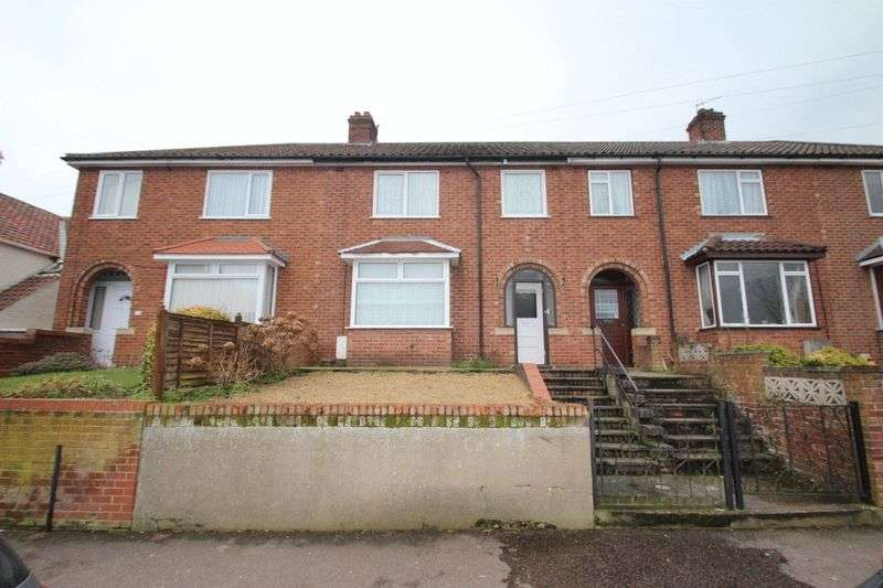 3 Bedrooms Terraced House for sale in Crome Road, Norwich