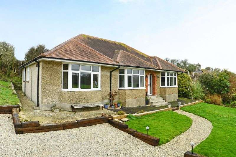 4 Bedrooms Detached Bungalow for sale in Winterborne Monkton, Dorchester, DT2