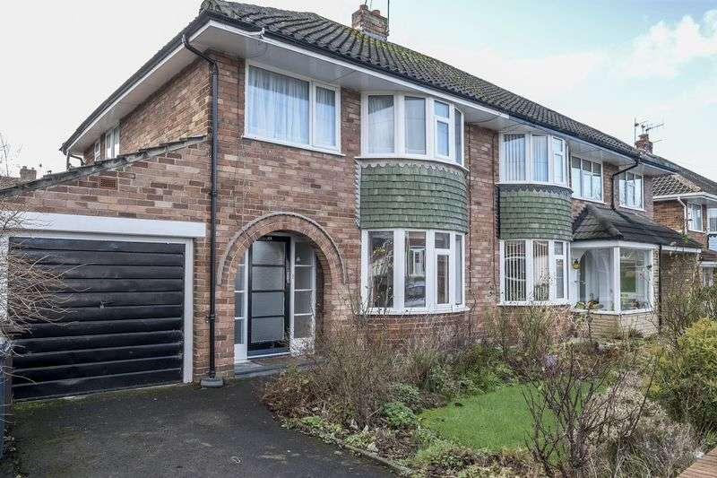 3 Bedrooms Semi Detached House for sale in Moss Lane, Maghull