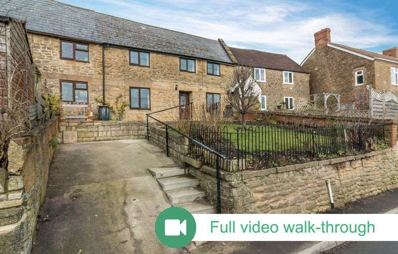 4 Bedrooms Cottage House for sale in Silver Street, South Petherton