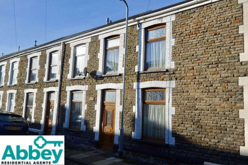 3 Bedrooms Terraced House for sale in Penrhiwtyn Street, Penrhiwtyn, Neath, SA11 2HG